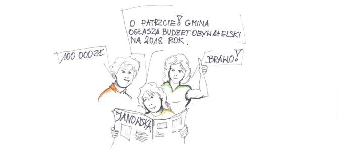 Budżet obywatelski – wywiad z Burmistrzem Krzysztofem Kołtysiem